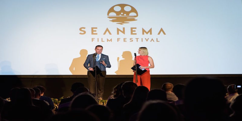 Official Opening of the 5th Edition of Seanema Film Festival