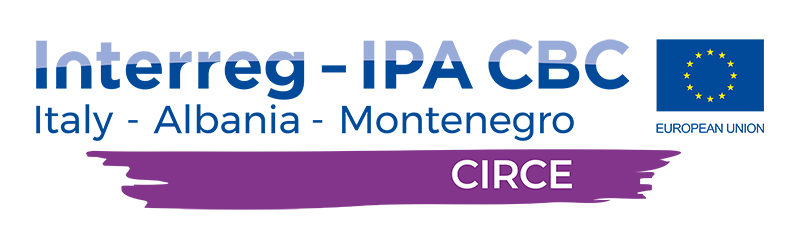 CIRCE footer logo